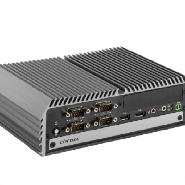 EN50155 Compliant 6th Generation Intel® Core™ Compact and Modular Rugged Embedded Computer